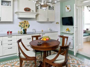 Как оформить интерьер обеденной зоны на кухне?