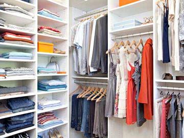 Как создать удобную и практичную гардеробную?