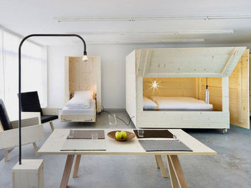 Семь предметов мебели, увеличивающих пространство