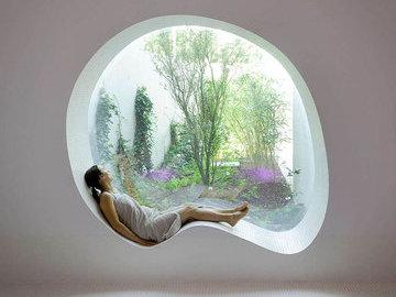 Еще несколько идей дизайна окон: необычные формы