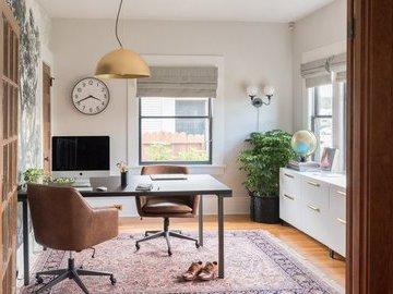 Советы по декорированию домашнего офиса