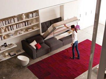 Мебель-трансформер в интерьере. Плюсы и минусы