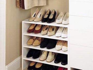 Девять оригинальных идей хранения обуви. Подойдут каждому. Избавят от беспорядка в прихожей