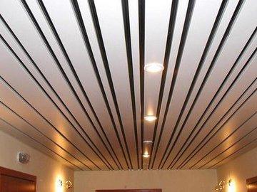 Аргументы в пользу реечных потолков