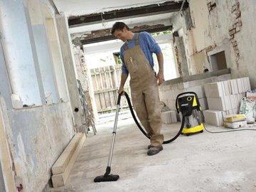 Как избавиться от пыли при ремонте