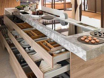 Оригинальные идеи для оформления кухни