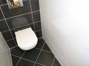 Идеи для ремонта маленького туалета