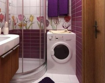 Как увеличить пространство маленькой ванной комнаты: девять лайфхаков