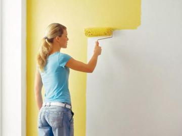 Лучшие краски для комнат - мнение ученых