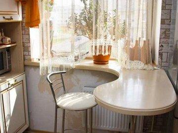 Как максимально использовать пространство на маленькой кухне