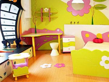 Детская комната: советы по оформлению стен