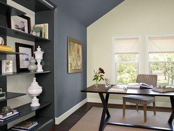 Лучшие цвета для домашнего офиса
