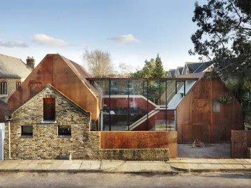 Современный дом из старого склада: и такое может быть