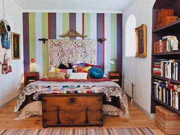 Преображение старой комнаты со следами плесени: реальная история