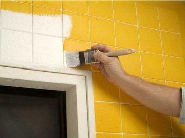 Как спрятать старую плитку на кухне: 8 способов