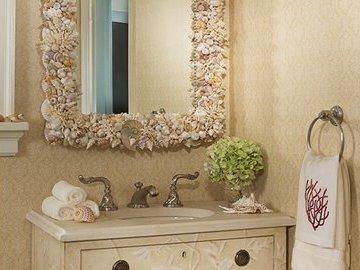 Простые способы обновить и украсить ванную
