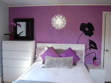 Какие цвета не подходят для спальни