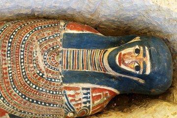 В Египте туристов пустили в пирамиды, доступ к которым был закрыт 54 года