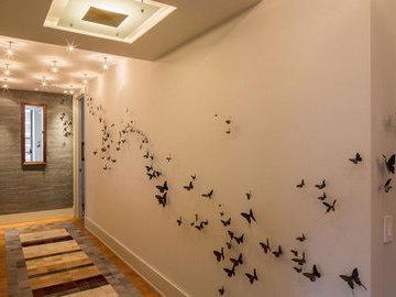 Идеи дизайна стен для вашей квартиры