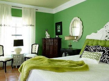 4 цвета, в которые нельзя красить свою спальню