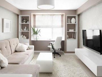 Как правильно расставить мебель в квартире?