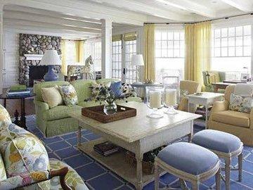 7 правил выбора цвета для дизайна вашего дома