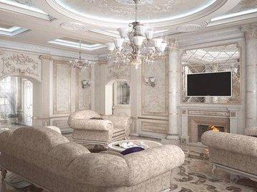 Как создать изысканный и нескучный интерьер в классическом стиле?